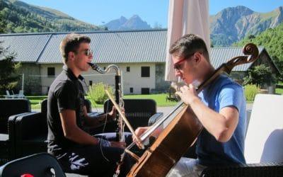 Stage instrumentale en montagne